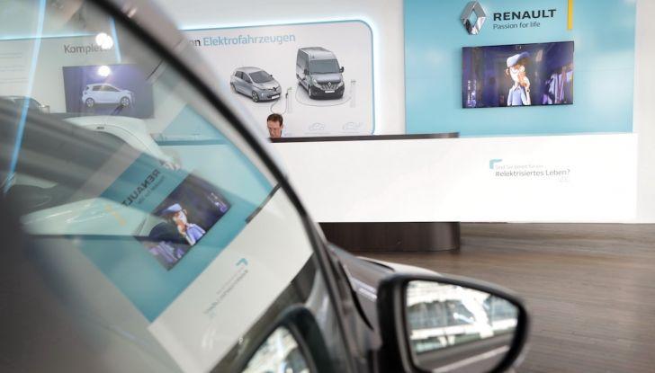Renault Electric Vehicle Experience Center al debutto a Berlino - Foto 15 di 18