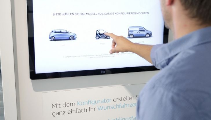 Renault Electric Vehicle Experience Center al debutto a Berlino - Foto 16 di 18