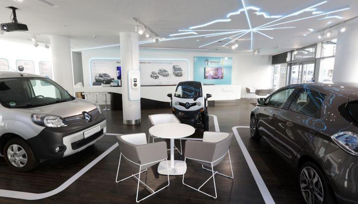 Renault Electric Vehicle Experience Center al debutto a Berlino - Foto 18 di 18