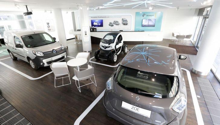 Renault Electric Vehicle Experience Center al debutto a Berlino - Foto 2 di 18