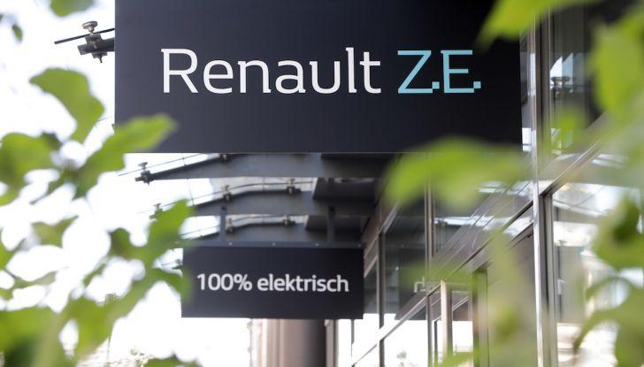 Renault Electric Vehicle Experience Center al debutto a Berlino - Foto 3 di 18