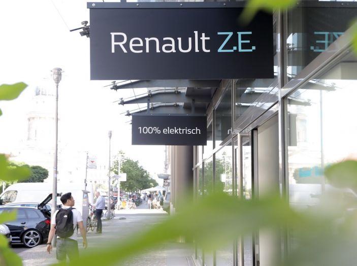Renault Electric Vehicle Experience Center al debutto a Berlino - Foto 4 di 18
