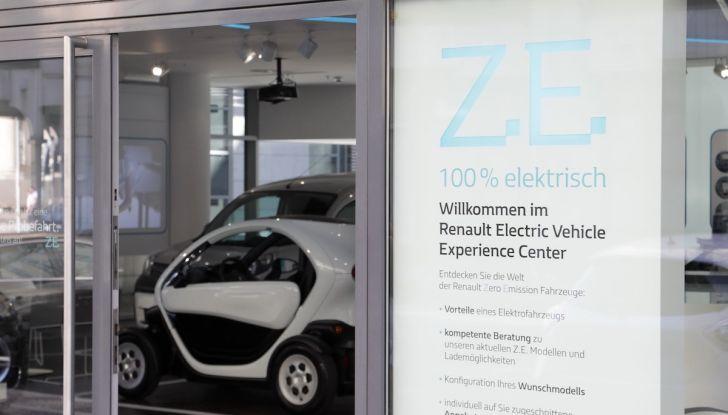 Renault Electric Vehicle Experience Center al debutto a Berlino - Foto 5 di 18