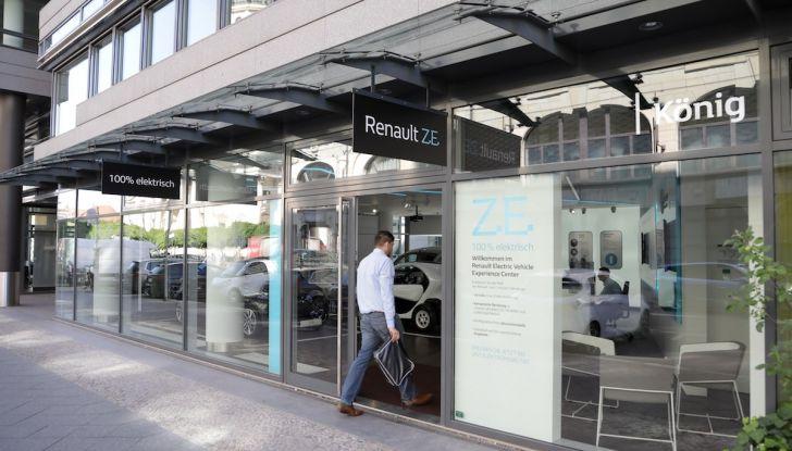 Renault Electric Vehicle Experience Center al debutto a Berlino - Foto 6 di 18