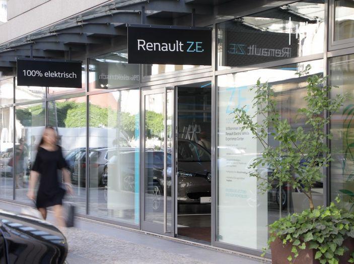 Renault Electric Vehicle Experience Center al debutto a Berlino - Foto 7 di 18