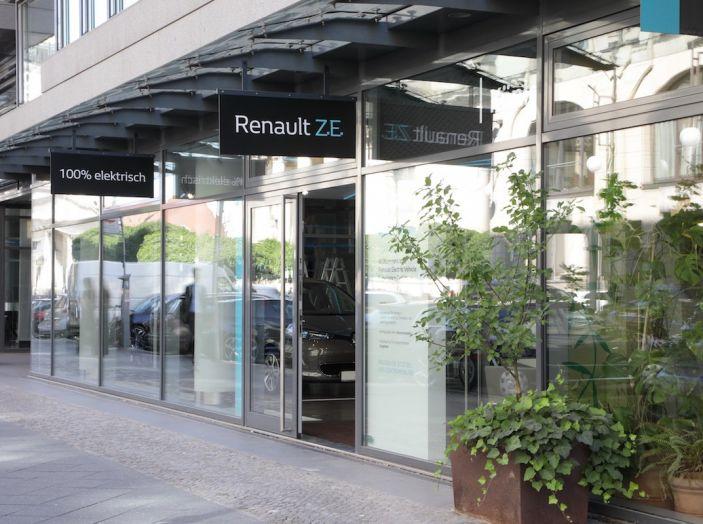 Renault Electric Vehicle Experience Center al debutto a Berlino - Foto 8 di 18