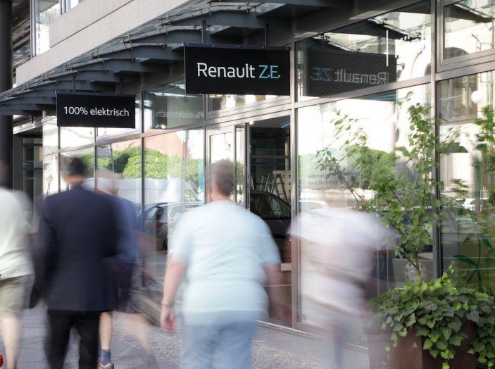 Renault Electric Vehicle Experience Center al debutto a Berlino - Foto 9 di 18