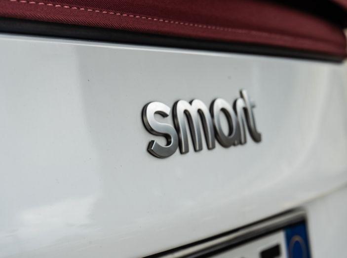 Prova Smart ForTwo Cabrio, la libertà della citycar per eccellenza - Foto 28 di 36