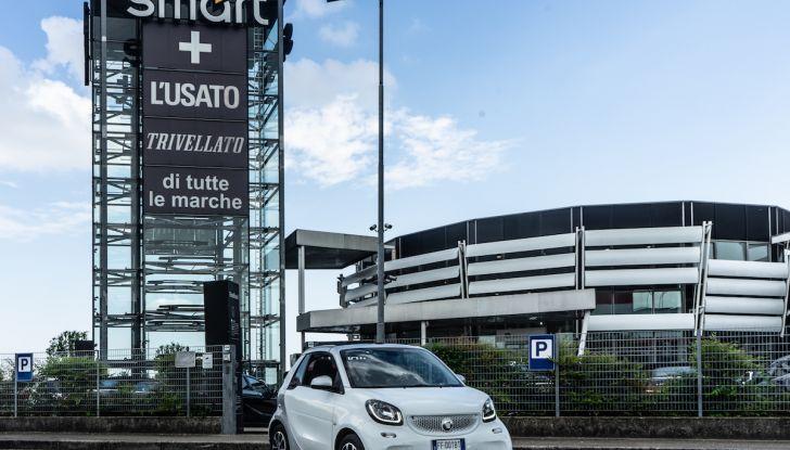 Prova Smart ForTwo Cabrio, la libertà della citycar per eccellenza - Foto 32 di 36