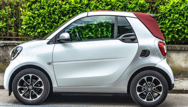 Prova Smart ForTwo Cabrio, la libertà della citycar per eccellenza - Foto 8 di 36