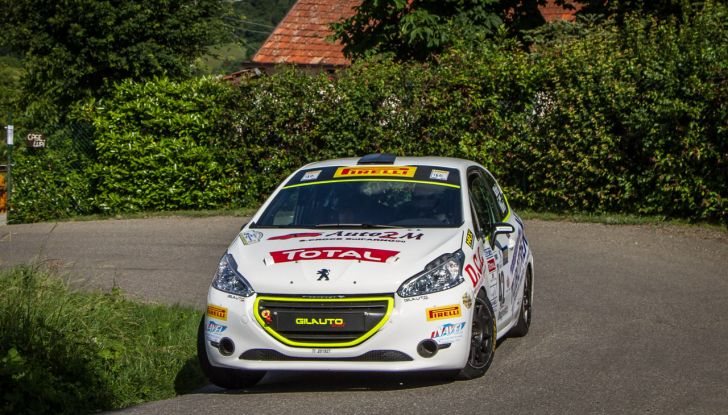 Peugeot Competition RALLY 208 – Leonardi trionfa, Guglielmini nuovo leader della serie - Foto 8 di 9