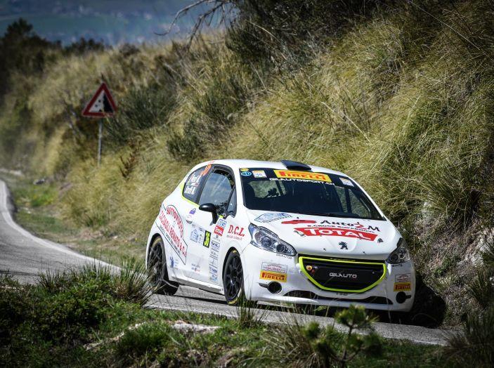 Le ambizioni dei trofeisti del Peugeot Competition alla prova del Rally del Taro - Foto 3 di 4