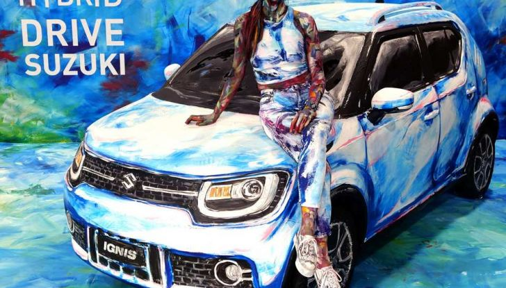 Suzuki protagonista della mostra I MACCHIAIOLI – Arte italiana verso la modernità - Foto 4 di 6