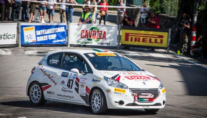 Peugeot Competition RALLY 208 – Leonardi trionfa, Guglielmini nuovo leader della serie - Foto 9 di 9