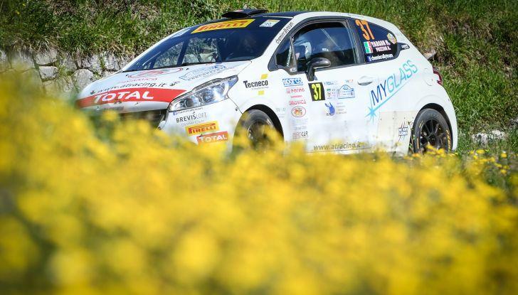 Le ambizioni dei trofeisti del Peugeot Competition alla prova del Rally del Taro - Foto 4 di 4