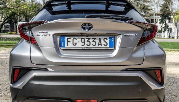 [VIDEO] Toyota C-HR 2018, La nostra prova dell'Hybrid SUV da 26Km/l - Foto 11 di 36