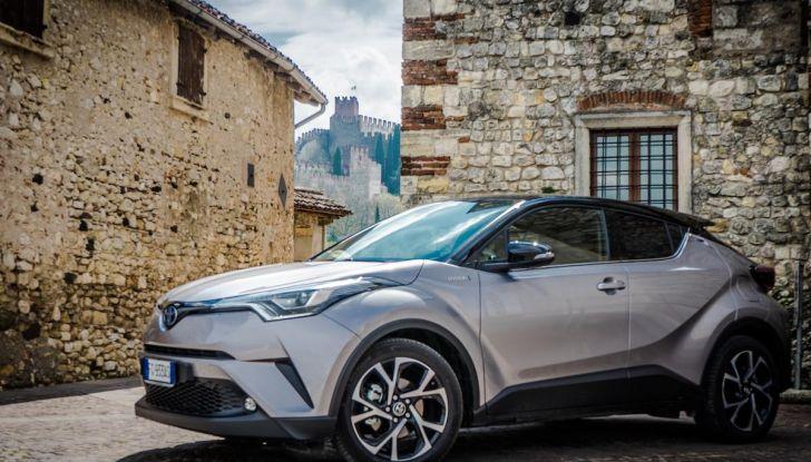 [VIDEO] Toyota C-HR 2018, La nostra prova dell'Hybrid SUV da 26Km/l - Foto 20 di 36