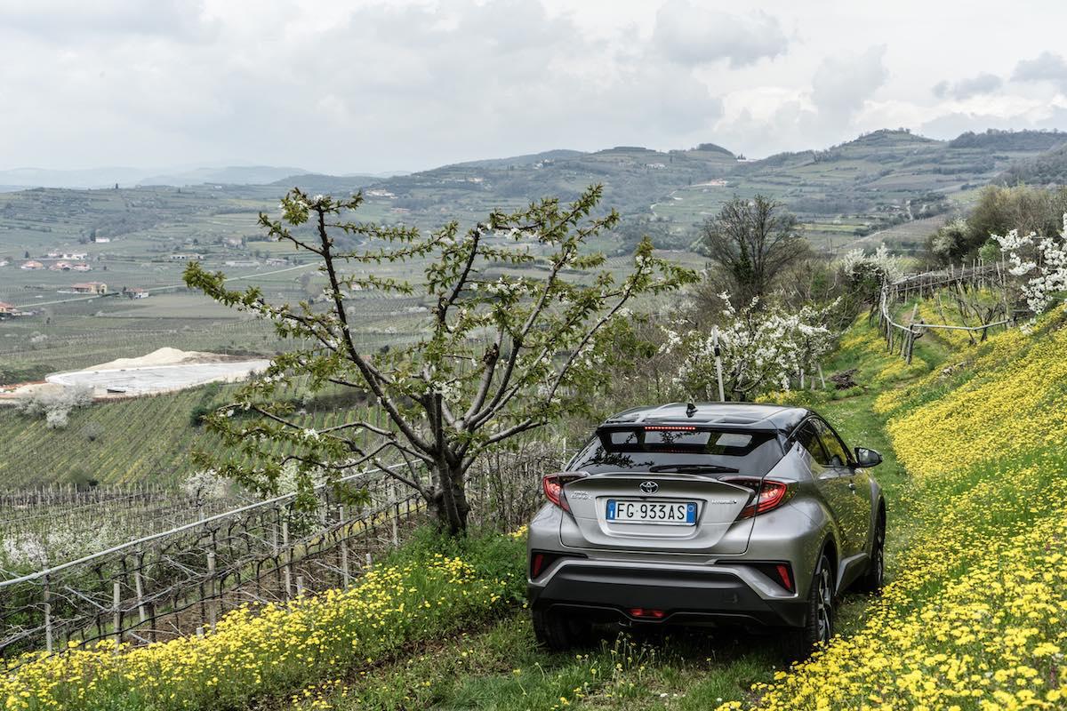 Toyota C-HR Test Drive