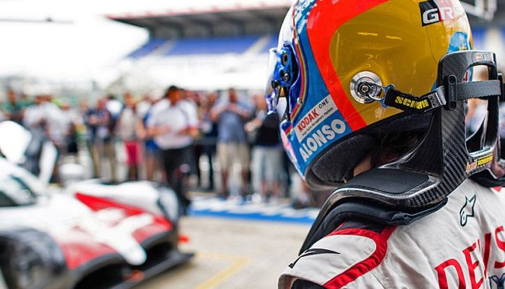 Toyota e Alonso trionfano alla 24 Ore di Le Mans 2018 - Foto 4 di 8