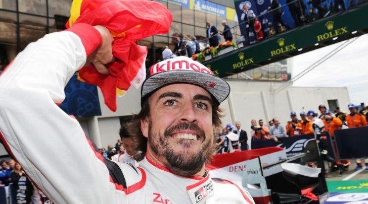 Toyota e Alonso trionfano alla 24 Ore di Le Mans 2018 - Foto 5 di 8