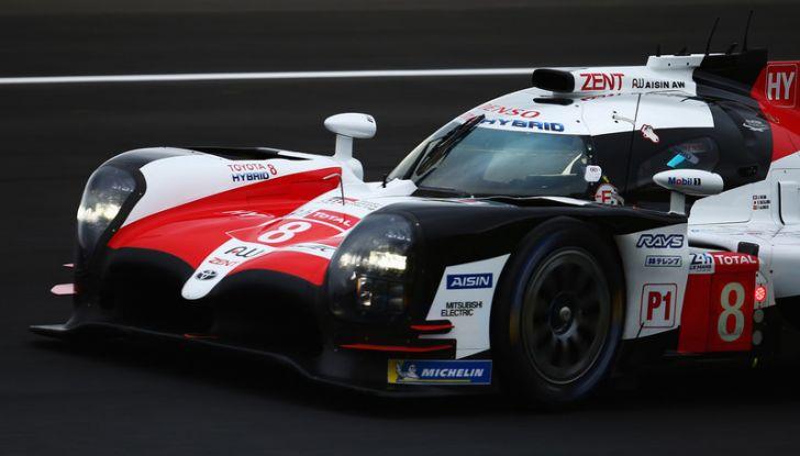 Toyota e Alonso trionfano alla 24 Ore di Le Mans 2018 - Foto 7 di 8