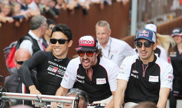 Toyota e Alonso trionfano alla 24 Ore di Le Mans 2018 - Foto 3 di 8