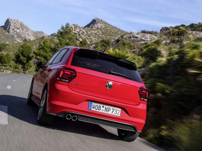 Volkswagen Polo GTI prova su strada e impressioni di guida - Foto 11 di 38