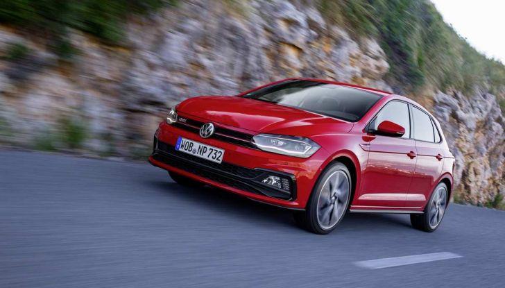 Volkswagen Polo GTI prova su strada e impressioni di guida - Foto 12 di 38