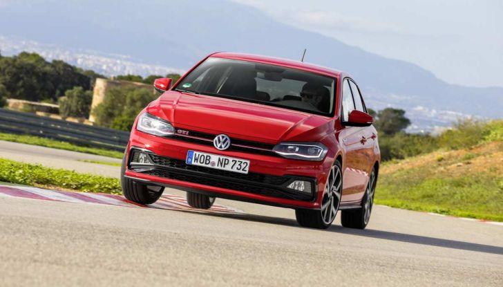 Volkswagen Polo GTI prova su strada e impressioni di guida - Foto 29 di 38
