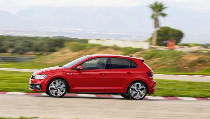 Volkswagen Polo GTI prova su strada e impressioni di guida - Foto 31 di 38