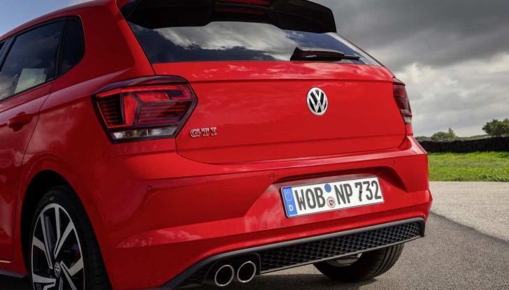 Volkswagen Polo GTI prova su strada e impressioni di guida - Foto 34 di 38