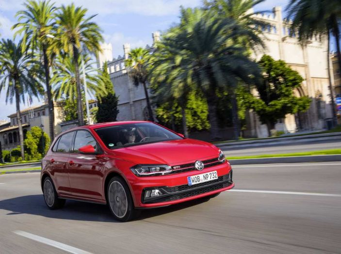 Volkswagen Polo GTI prova su strada e impressioni di guida - Foto 8 di 38
