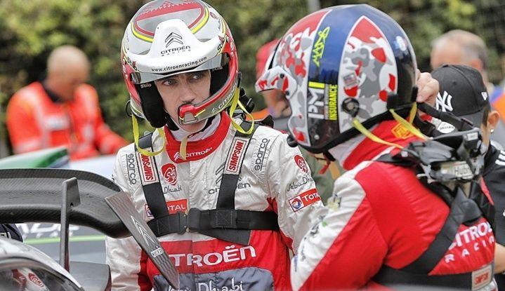 WRC Sardegna 2018 – Giorno 3: le dichiarazioni dei piloti Citroën a fine gara - Foto 2 di 2