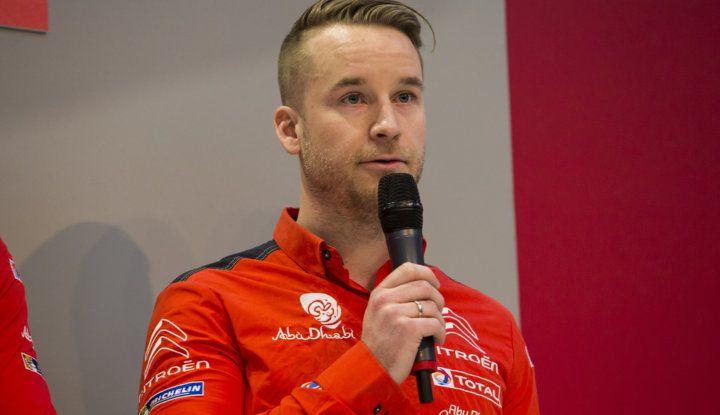 WRC Sardegna 2018: le dichiarazioni del team Citroën pre-gara - Foto 2 di 2