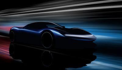 Automobili Pininfarina PF0 debutta nel 2020 la supercar elettrica