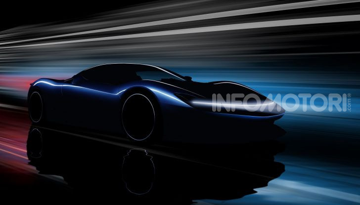 Automobili Pininfarina PF0 debutta nel 2020 la supercar elettrica - Foto 1 di 11