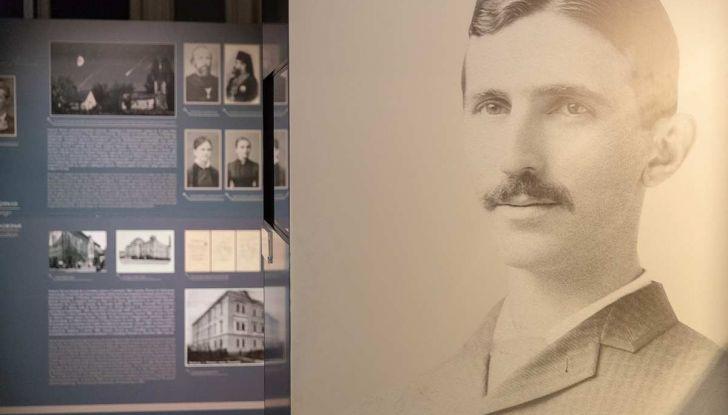 Infomotori.com premiato dalla rivista Raum&Zeit per il viaggio-tributo in onore di Nikola Tesla - Foto 2 di 33