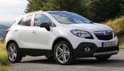Opel Mokka X test drive, prezzi e versioni