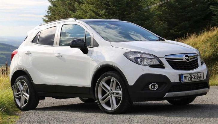 Opel Mokka X test drive, prezzi e versioni - Foto 1 di 13