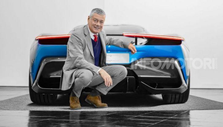 Automobili Pininfarina PF0 debutta nel 2020 la supercar elettrica - Foto 3 di 11