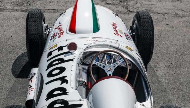 60 anni di Maserati Eldorado, l'auto sponsorizzata che ha rivoluzionato il marketing - Foto 3 di 9