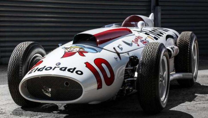 60 anni di Maserati Eldorado, l'auto sponsorizzata che ha rivoluzionato il marketing - Foto 4 di 9