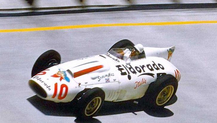 60 anni di Maserati Eldorado, l'auto sponsorizzata che ha rivoluzionato il marketing - Foto 5 di 9