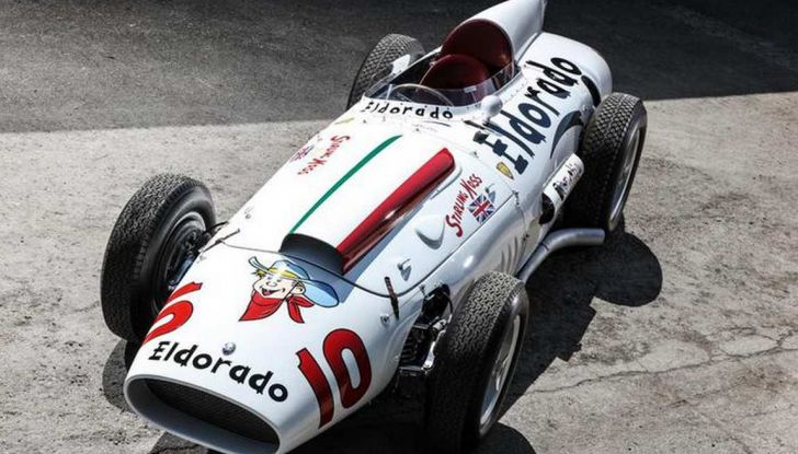 60 anni di Maserati Eldorado, l'auto sponsorizzata che ha rivoluzionato il marketing - Foto 7 di 9