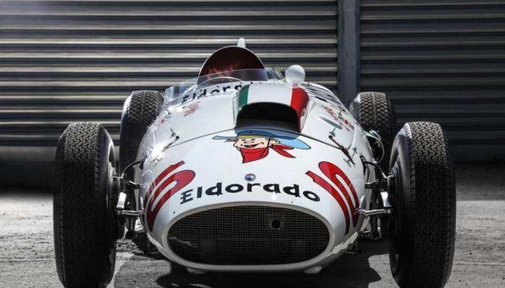 60 anni di Maserati Eldorado, l'auto sponsorizzata che ha rivoluzionato il marketing - Foto 9 di 9