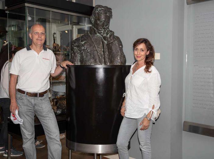 Infomotori.com premiato dalla rivista Raum&Zeit per il viaggio-tributo in onore di Nikola Tesla - Foto 21 di 33