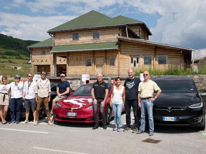 Infomotori.com premiato dalla rivista Raum&Zeit per il viaggio-tributo in onore di Nikola Tesla - Foto 30 di 33