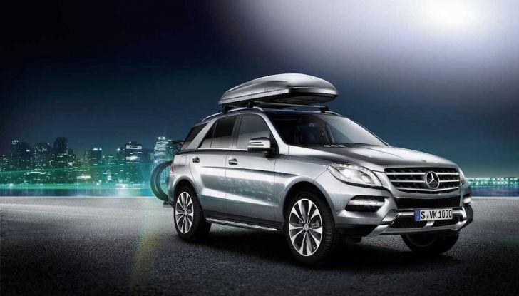 Accessori e optional per Mercedes: guida all'acquisto - Foto 4 di 8