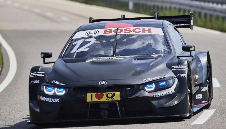 Alex Zanardi corre il DTM a Misano con BMW M4 senza usare le protesi - Foto 2 di 5