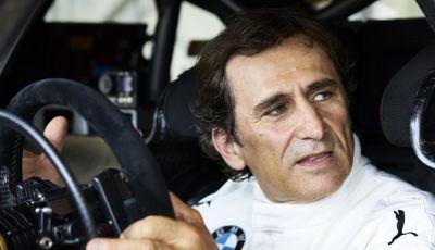 Alex Zanardi corre il DTM a Misano con BMW M4 senza usare le protesi